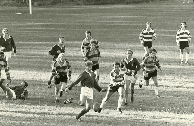 Historic Rugby Photo -  Duckett Memorial Trophy